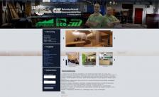 AZ Belsőépítészet honlapja