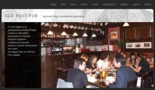 Old Post Pub honlapja